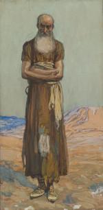 James Tissot: The Prophet Nahum