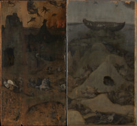 Jheronimus Bosch: Hell and the Flood