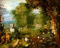 Jan Brueghel the Elder: Paradise