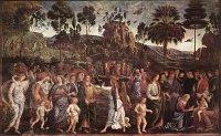 Pietro Perugino: Moses' Journey into Egypt