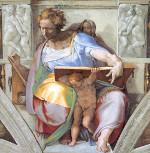 Michelangelo Buonarroti: The Prophet Daniel