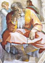 Michelangelo Buonarroti: The Prophet Jeremiah