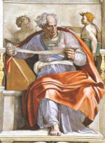 Michelangelo Buonarroti: The Prophet Joel