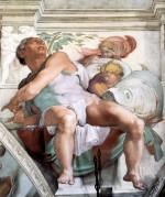 Michelangelo Buonarroti: The Prophet Jonah