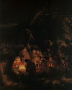 The Adoration of the Shepherds (1646 [2])