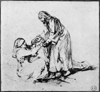 Rembrandt Harmensz. van Rijn: The Healing of Peter's Mother-in-Law