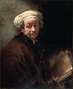 Rembrandt Harmensz. van Rijn: The apostle Paul