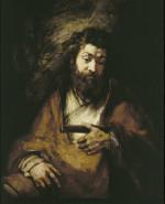 Rembrandt Harmensz. van Rijn: The apostle Simon