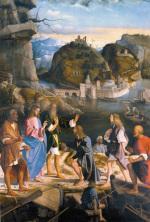 Marco Basaiti: The Calling of James and John