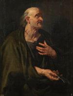 Peter Paul Rubens: St Bartholomew