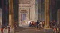 Salomon de Bray: The Queen of Sheba in Jerusalem