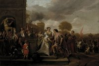 Jan Havicksz. Steen: David's Triumphant Return