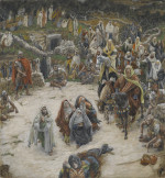 James Tissot: View from the Cross