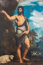 Titian: John the Baptist