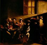 Caravaggio: The Calling of Saint Matthew