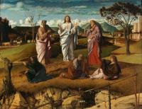 Giovanni Bellini: The Transfiguration