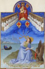 Van Limburg brothers: Saint John on Pathmos