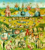 Garden of Earthly Delights - central panel