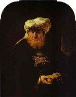 Rembrandt Harmensz. van Rijn: King Uzziah with Leprosy