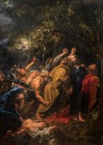 Jesus captured