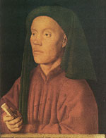 Jan van Eyck: Portrait of a Man (Timothy)