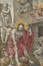 Lucas van Leyden: Christ in Limbo