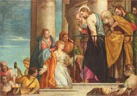 Paolo Veronese: The Raising of the Youth of Nain