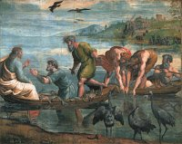Raphael: The Miraculous Draught of Fishes