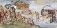 Michelangelo Buonarroti: The Flood