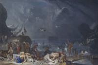 Johann Heinrich Schönfeld: The Flood